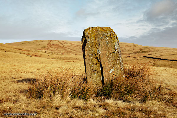 Maen Mawr, Fforest Fawr, Brecon Beacons (Canon EOS 5D Mark II)