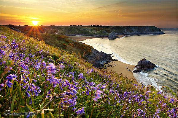 Three Cliffs Bay (Canon EOS 5D Mark II)