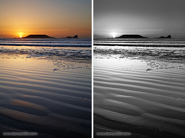 Worms Head (Canon 5D)