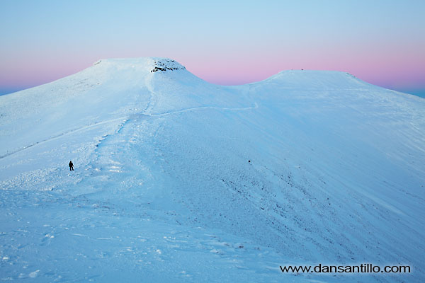 Corn Du and Pen y Fan (Canon EOS 5D Mark II)