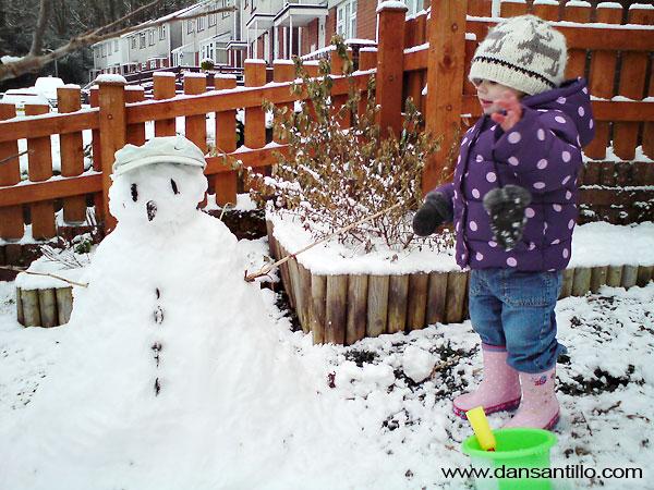 Snowman (Sony Ericsson C510)