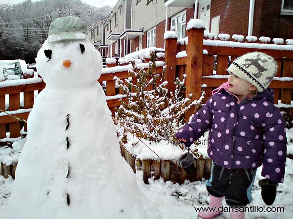 Snowman Number 3 (Sony Ericsson C510)