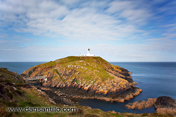 Strumble Head with 10 stopper, Pembrokeshire