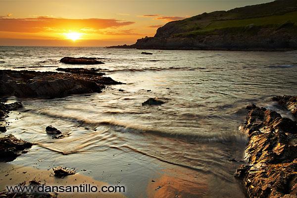 Pwllgwaelod, Dinas Head, Pembrokeshire