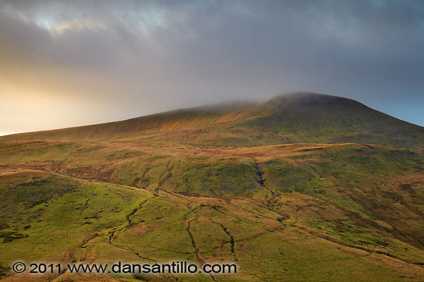 Fan Fawr, Brecon Beacons National Park