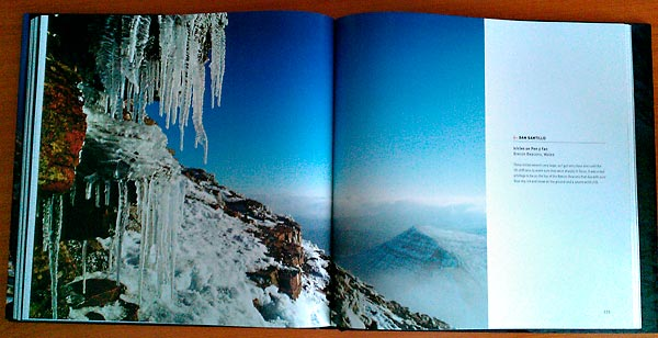 My photo in the Landscape Photographer of the Year 2012 book