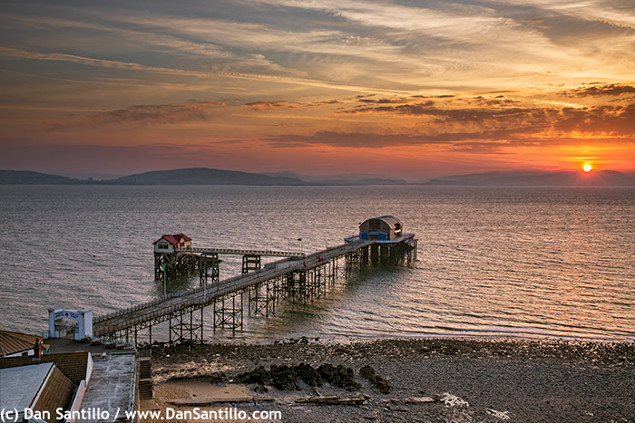 Mumbles Pier and Lifeboat Station