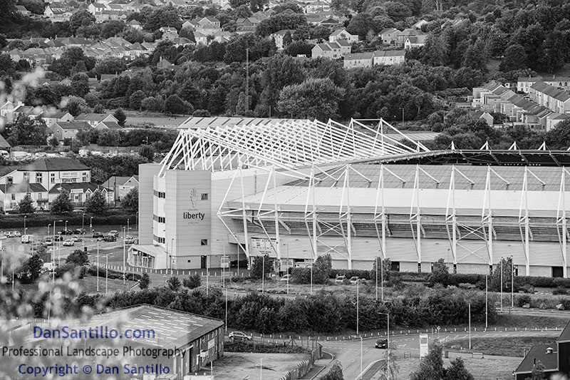 The Liberty Stadium, Swansea