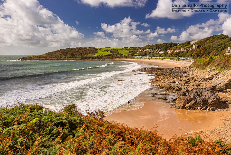 Langland Bay and Rotherslade