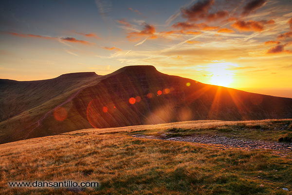 Corn Du and Pen y Fan