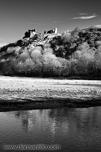 Pennard Castle (Canon 5D Mark II)