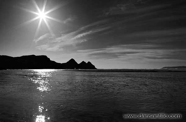 Three Cliffs Bay (Canon 5D Mark II)