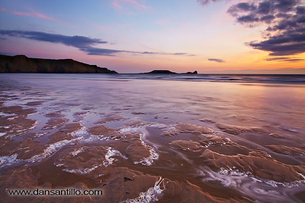 Worms Head, Rhossili Bay, Gower